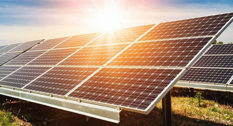 تصميم وتنفيذ الطاقة الشمسية